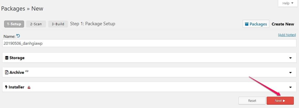Duplicator: Plugin chuyển hosting nhanh chóng cho wordpress 70