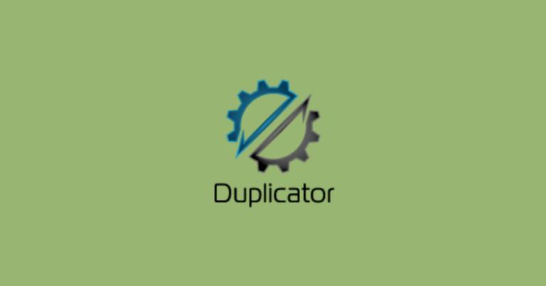 Chuyển hosting với plugin Duplicator