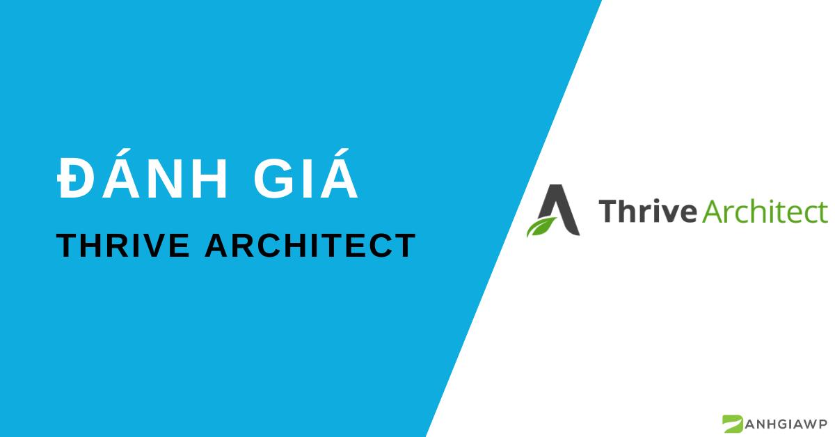 Đánh giá Thrive Architect