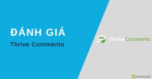 Đánh giá Thrive Comments